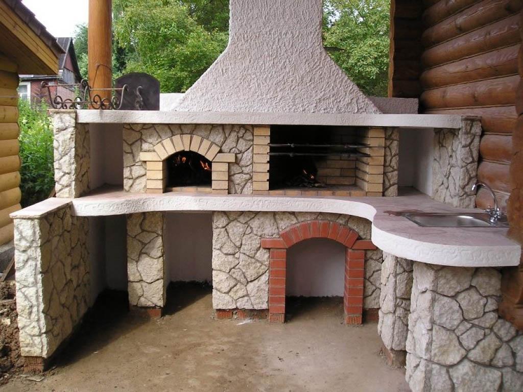 Стоимость постройки барбекю в украине электрические камины arbroath